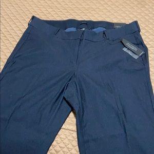 "Navy trouser ""the Allie"" boot cut NWT"